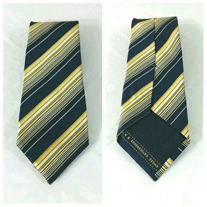 Ermenegildo Zegna Recent Tie Silk Striped